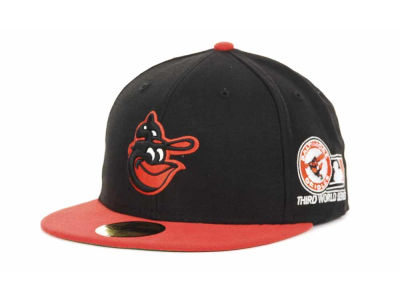 Baltimore Orioles New Era MLB Retro World Series Patch 59FIFTY Cap