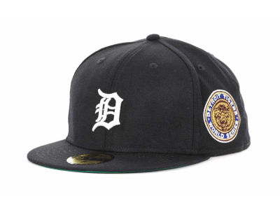 Detroit Tigers New Era MLB Retro World Series Patch 59FIFTY Cap