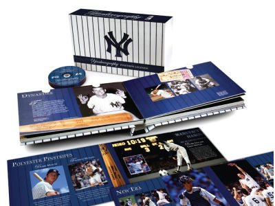 New York Yankees Yankeeography Box Set