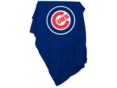 Chicago Cubs MLB Sweatshirt Blanket