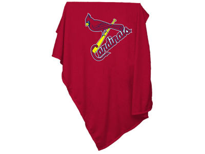 St. Louis Cardinals MLB Sweatshirt Blanket