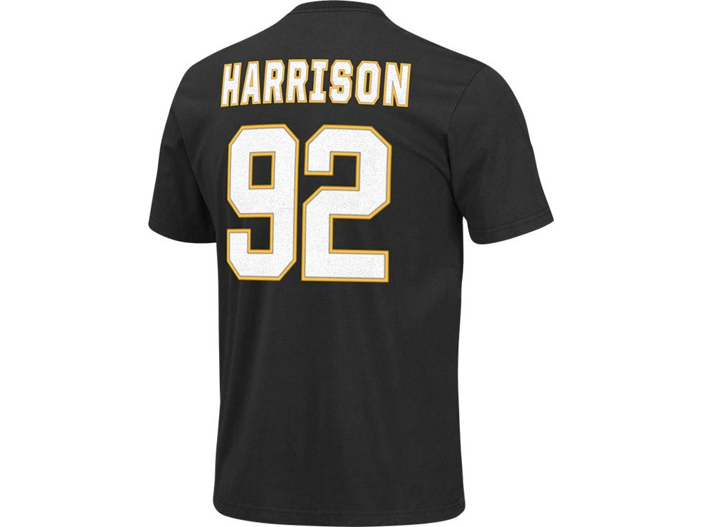 Pittsburgh Steelers James Harrison NFL Men s Eligible Receiver T-Shirt  e784063e1