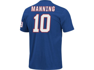 New York Giants Eli Manning NFL Men's Eligible Receiver T-Shirt