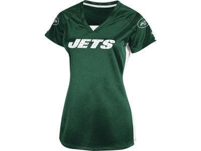 New York Jets NFL Womens Draft Me V Top