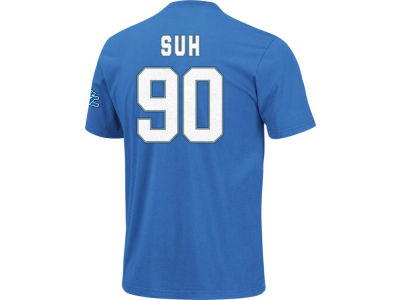 Detroit Lions Ndamukong Suh NFL Men's Eligible Receiver T-Shirt