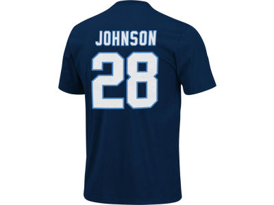 Tennessee Titans Chris Johnson NFL Men's Eligible Receiver T-Shirt