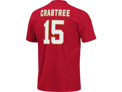 San Francisco 49ers Michael Crabtree NFL Men's Eligible Receiver T-Shirt