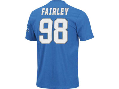 Detroit Lions Nick Fairley NFL Men's Eligible Receiver T-Shirt