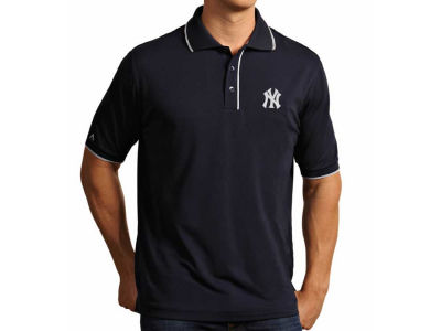New York Yankees MLB Men's Elite Performance Polo Shirt