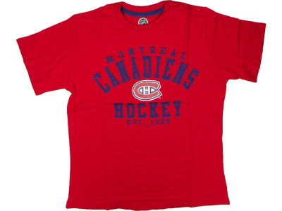 Montreal Canadiens GIII NHL CN Stage T-Shirt