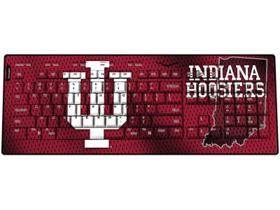 Indiana Hoosiers Wireless Keyboard