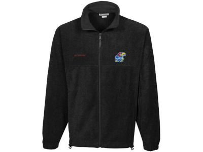 Kansas Jayhawks NCAA Flanker Full Zip Jacket