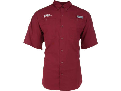 Arkansas Razorbacks NCAA Tamiami Shirt