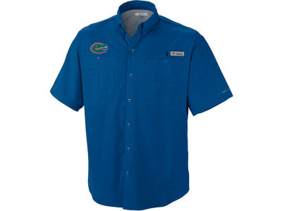 Florida Gators Columbia NCAA Tamiami Shirt