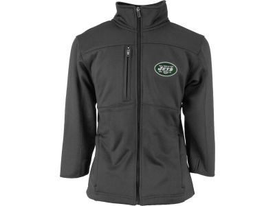 New York Jets NFL Youth Bonded Fleece Full Zip Jacket