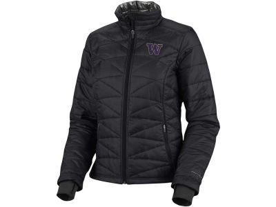 Washington Huskies NCAA Womens Mighty Lite Jacket