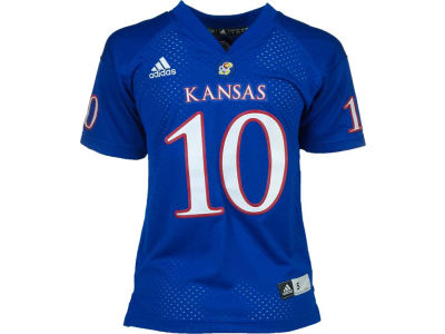 Kansas Jayhawks NCAA Youth Premier Football Jersey