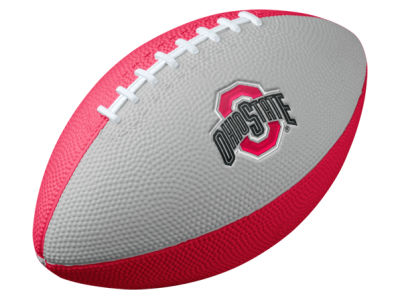 Ohio State Buckeyes Nike NCAA Mini Rubber Football