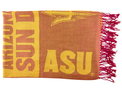 Arizona State Sun Devils Lightweight Fashion Scarf NCAA