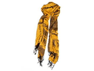 Missouri Tigers Lightweight Fashion Scarf NCAA
