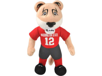 Washington State Cougars 8inch Plush Mascot
