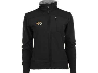 Missouri Tigers NCAA Womens Softshell Tech Jacket