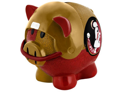 Florida State Seminoles Mini Thematic Piggy Bank NCAA