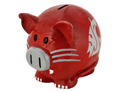 Washington State Cougars Mini Thematic Piggy Bank NCAA