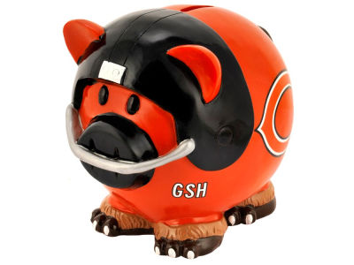 Chicago Bears Mini Thematic Piggy Bank-NFL
