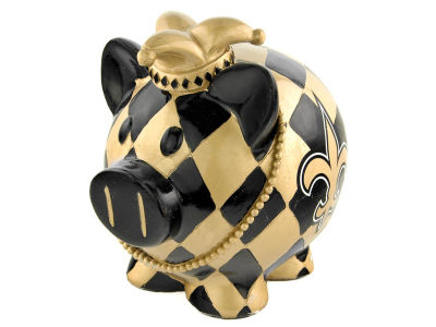 New Orleans Saints Mini Thematic Piggy Bank-NFL