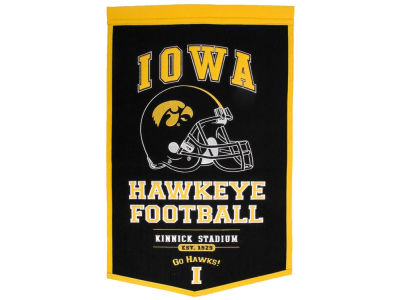 Iowa Hawkeyes Powerhouse Banner NCAA