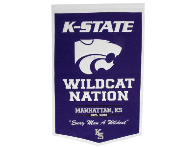 Kansas State Wildcats Powerhouse Banner NCAA