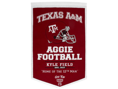 Texas A&M Aggies Powerhouse Banner NCAA