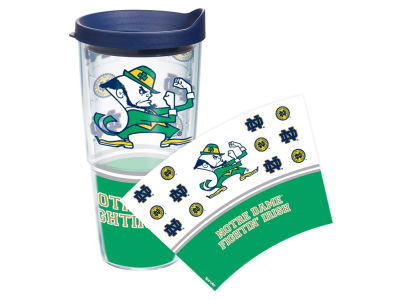 Notre Dame Fighting Irish 24oz Tumbler With Lid