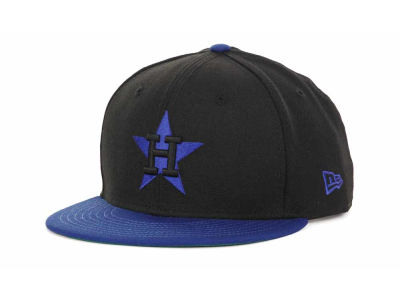 Houston Astros New Era MLB BT 9FIFTY Snapback Cap