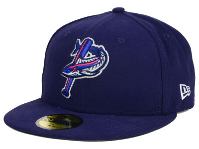 Pensacola Blue Wahoos New Era MiLB AC 59FIFTY Cap