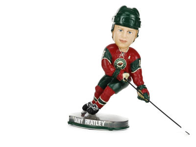 Minnesota Wild Dany Heatley Action Pose Bobble-NHL