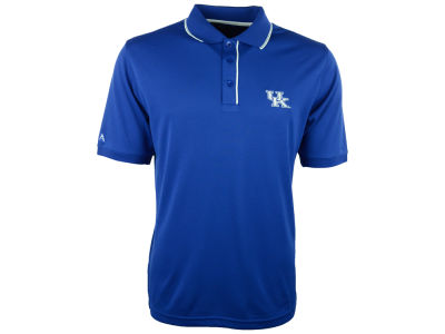 Kentucky Wildcats NCAA Mens Elite Coaches Polo Shirt