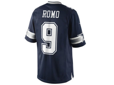 Dallas Cowboys Tony Romo Nike NFL Men's Limited Jersey