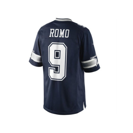 Dallas Cowboys Tony Romo Nike NFL Men's Limited Jersey