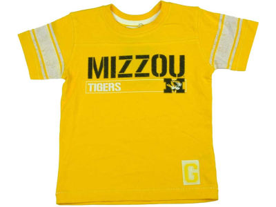 Missouri Tigers NCAA Youth Brett Jersey T-Shirt