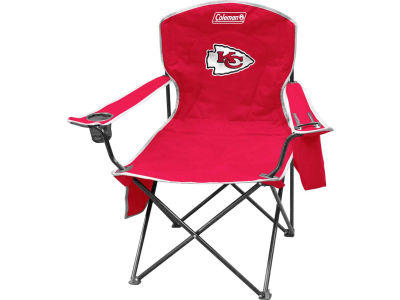 Kansas City Chiefs XL Cooler Quad Chair
