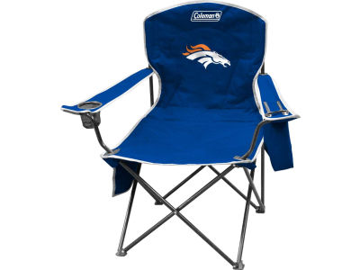 Denver Broncos XL Cooler Quad Chair