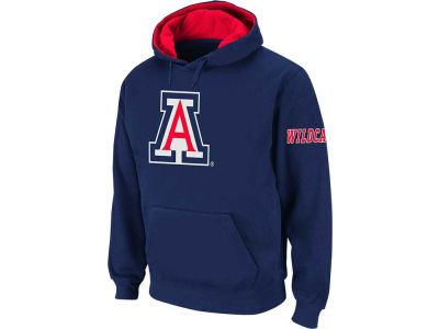 Arizona Wildcats Colosseum NCAA Big Logo Hoodie