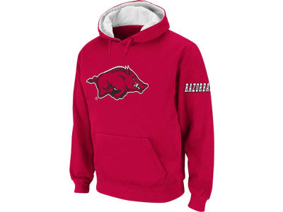 Arkansas Razorbacks NCAA Big Logo Hoodie
