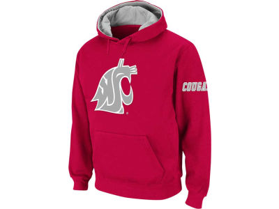 Washington State Cougars NCAA Big Logo Hoodie