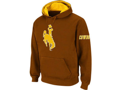Wyoming Cowboys NCAA Big Logo Hoodie