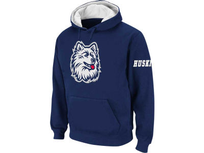 Connecticut Huskies NCAA Big Logo Hoodie