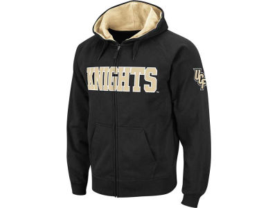 University of Central Florida Knights NCAA Block Fullzip Hoodie