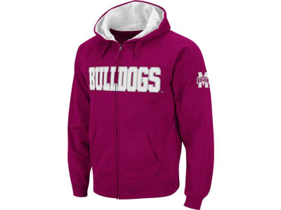 Mississippi State Bulldogs NCAA Block Fullzip Hoodie
